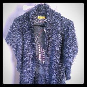 Sweaters - GWBG girls will be girls gray sweater